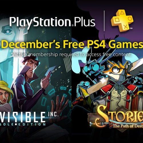 PlayStation Plus free games for December
