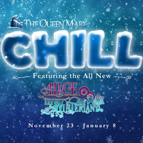 Queen Mary's Chill is back with a whole new attraction