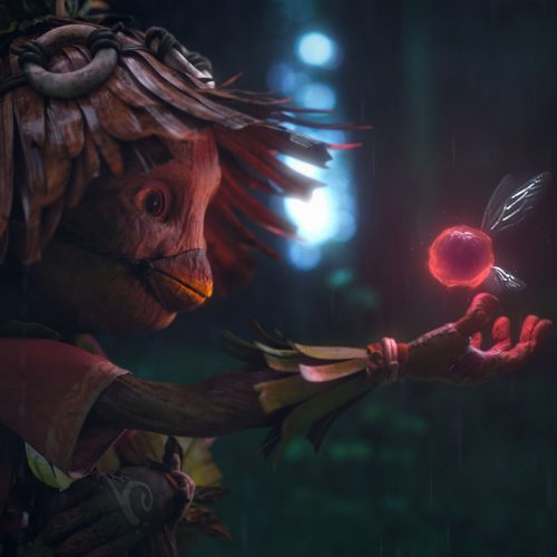 'Majora's Mask: Terrible Fate' is an amazing Skull Kid origin story