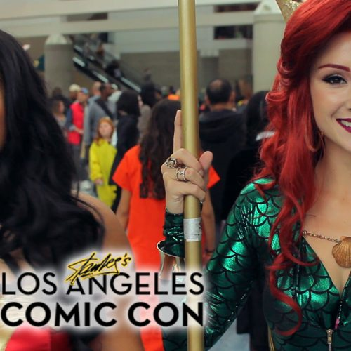 Stan Lee's LA Comic Con Cosplay Music Video