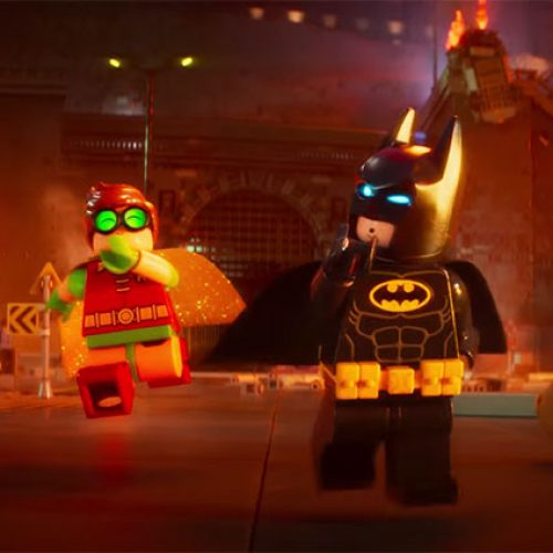 Go behind the bricks (again) with 'The LEGO Batman Movie' featurette