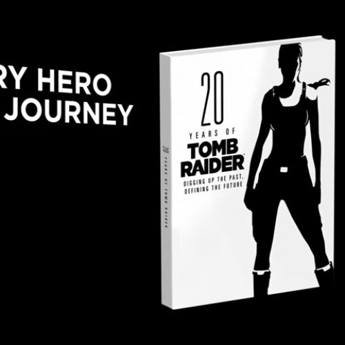 Discover the true Lara Croft with '20 Years of Tomb Raider' (book review)