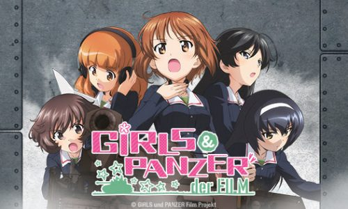 Girls und Panzer der Film coming to select theaters on November 18