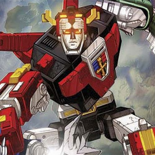 Universal is working on live-action Voltron movie