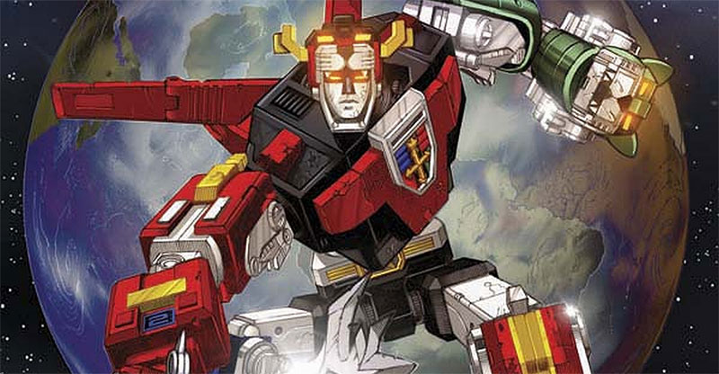 Universal Inherits DWA Live-Action 'Voltron' Film; David Hayter Scripting