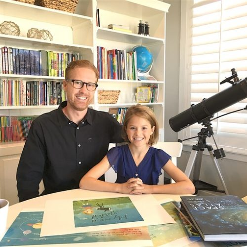 My Name is Stardust: A new type of children's book