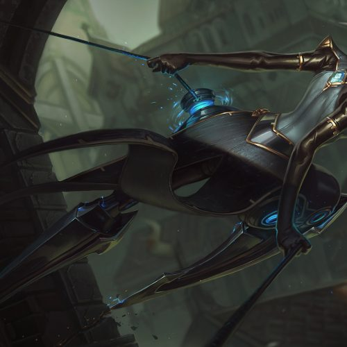 Meet League of Legends' newest fighter, 'Camille The Steel Shadow'
