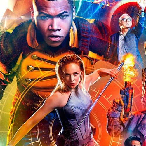 DC's Legends of Tomorrow moving to Tuesday nights in January