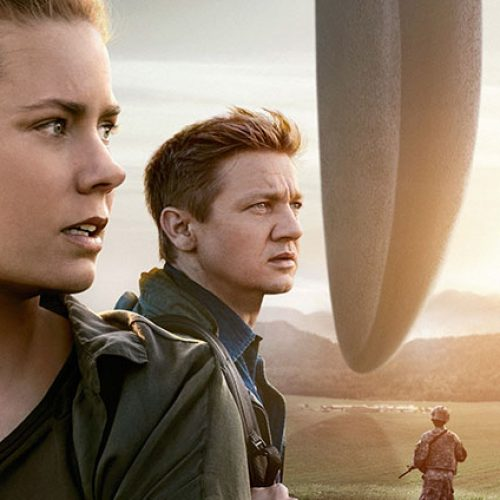 Blu-ray details released for Denis Villeneuve's 'Arrival'