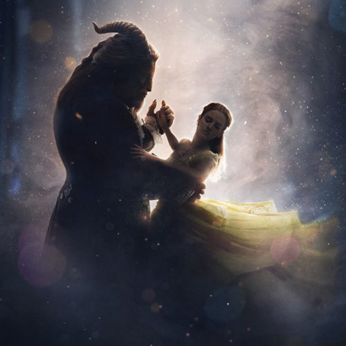 See Belle and the Beast dance in new Beauty and the Beast poster