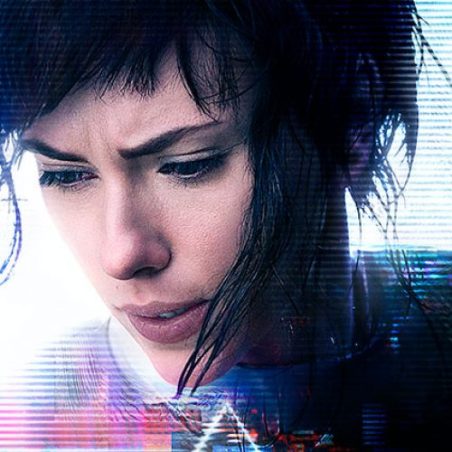 Here's the first real look at Scarlett Johansson's Major in the Ghost in the Shell trailer