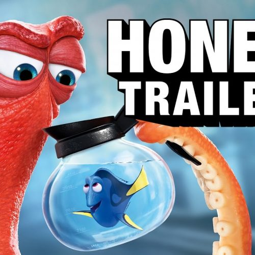 Finding Dory gets an Honest Trailer