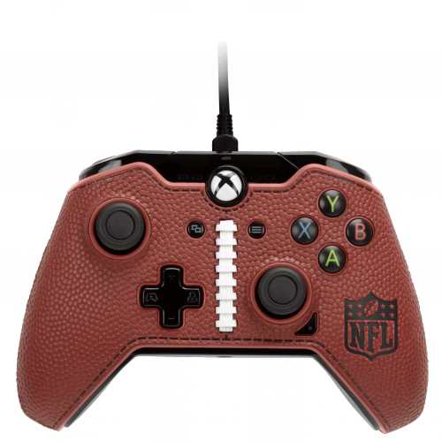 PDP Xbox One NFL Official Faceoff Controller (review)