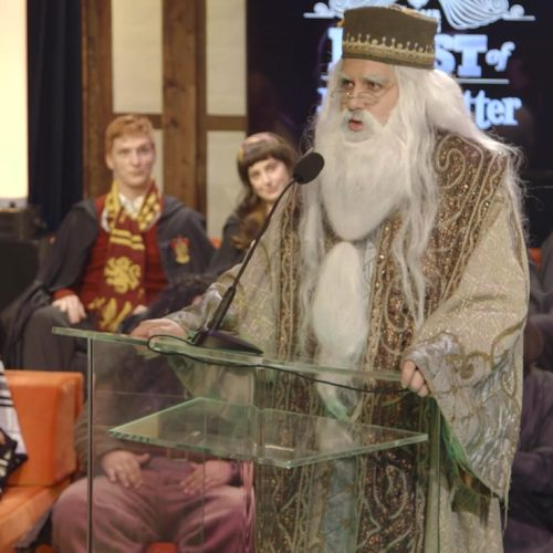 Watch ScreenJunkies' The Roast of Harry Potter