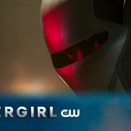 The Guardian is hunted in new Supergirl trailer