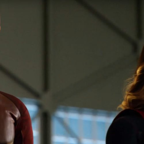 Flash, Supergirl, Arrow and Legends crossover event gets a teaser video