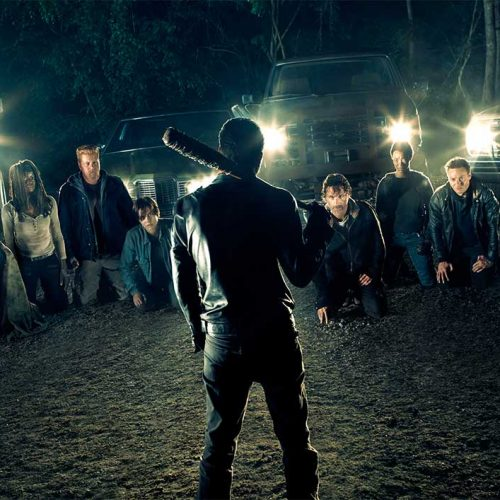 The Walking Dead showrunner discusses potential movie