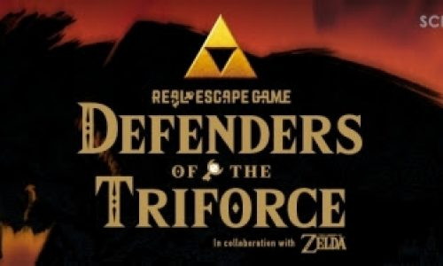 Legend of Zelda escape room coming to select cities