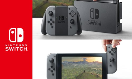 Nintendo Switch pre-orders start tomorrow, here is what we know