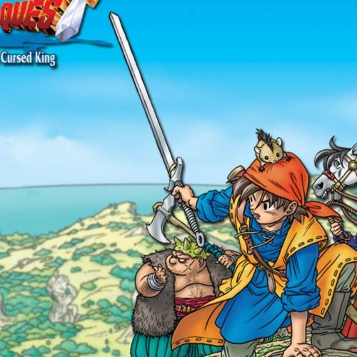 Dragon Quest VIII 3DS will add Red and Morrie as playable characters