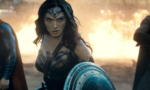 Check out this new photo from Wonder Woman!