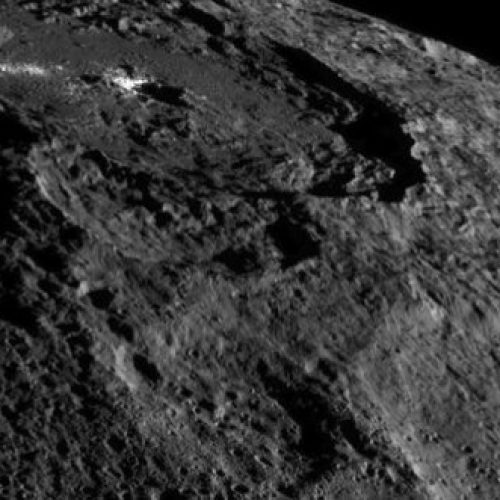 NASA has released amazing new photos of Ceres