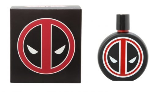 Deadpool Cologne gives you the chance to smell like a hero