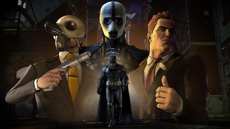 Image result for batman the telltale series investigation