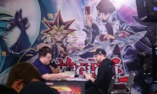 Yu-Gi-Oh! Championship series Anaheim sees over 1,700 duelists enter