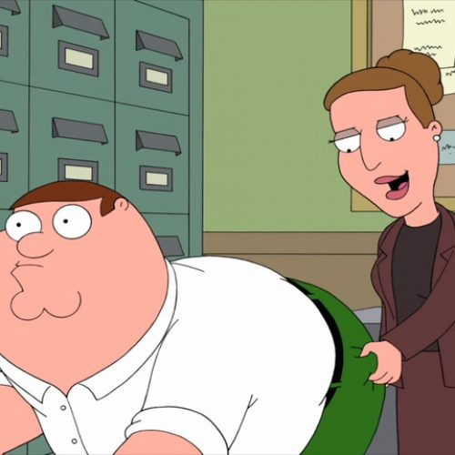 Carrie Fisher to apppear in Family Guy
