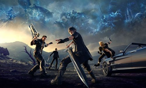 5 million Final Fantasy XV copies shipped and sold on launch day
