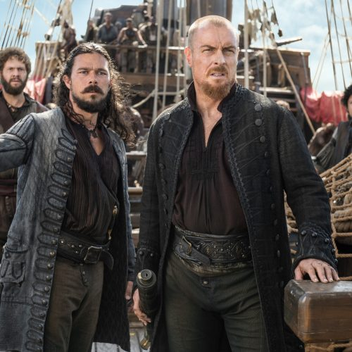 First look at Black Sails Season 4