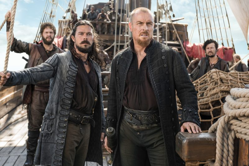 Black Sails Season 4 2017