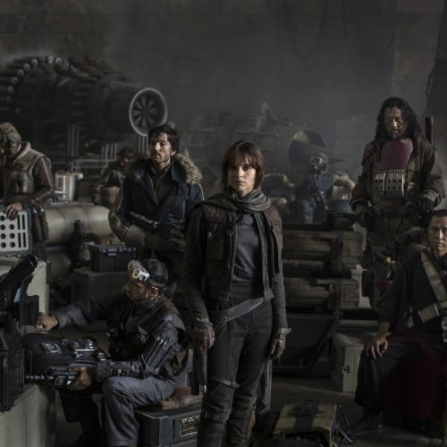 Bob Iger denies political statement in Rogue One: A Star Wars Story