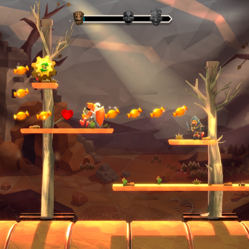 Talent Not Included review – A platformer for the (m)ages