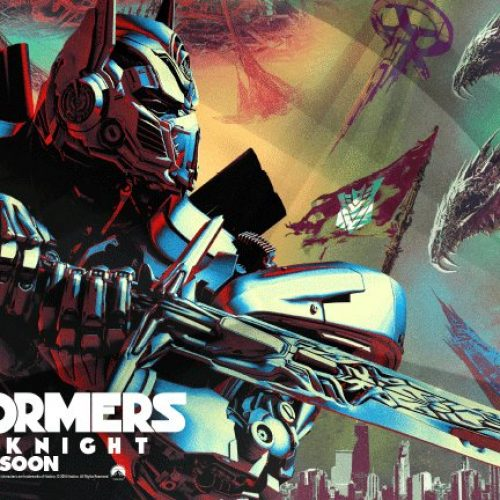First trailer for Transformers: The Last Knight is Bay-splosively good