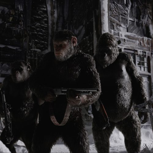 War for the Planet of the Apes sneak peek impressions