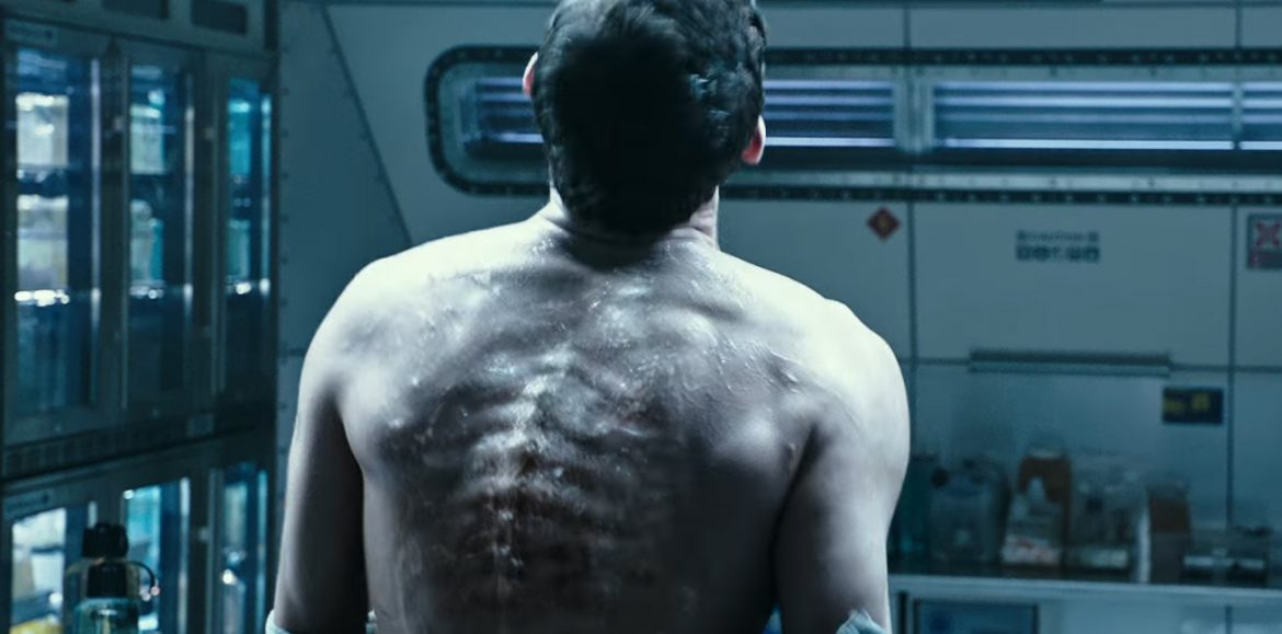 Ridley Scott gives us a Christmas gift with the Alien: Covenant trailer