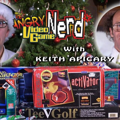 Angry Video Game Nerd Christmas episode receives mixed reviews