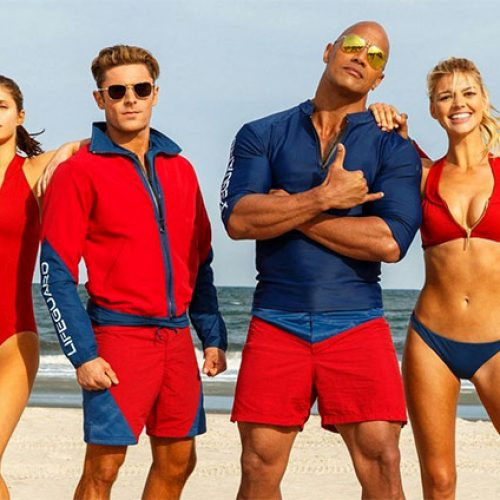 Beach bods and slo-mo reign supreme in the first trailer for 'Baywatch'
