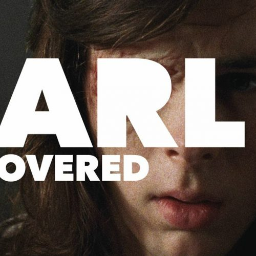 Carl goes behind enemy lines in The Walking Dead