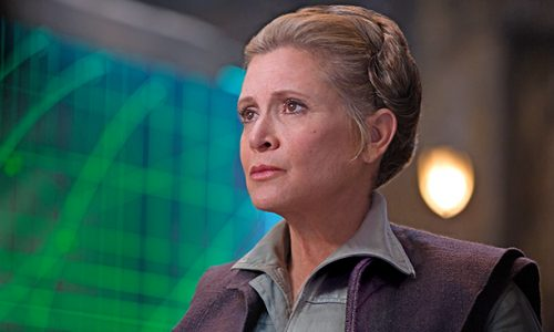 Carrie Fisher passes away at age 60