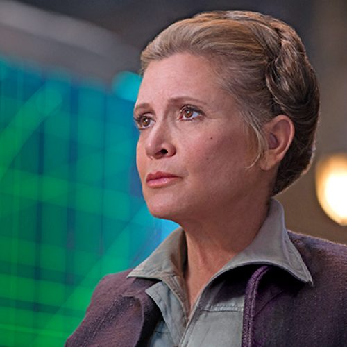 Carrie Fisher will still appear in Star Wars Episode IX