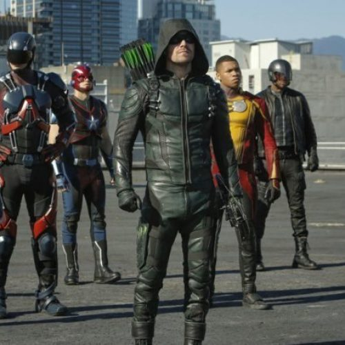 The CW DC crossover episodes had the highest ratings in 6 years