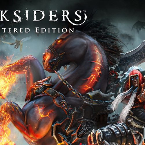 Darksiders: Warmastered Edition PS4 review – This means War