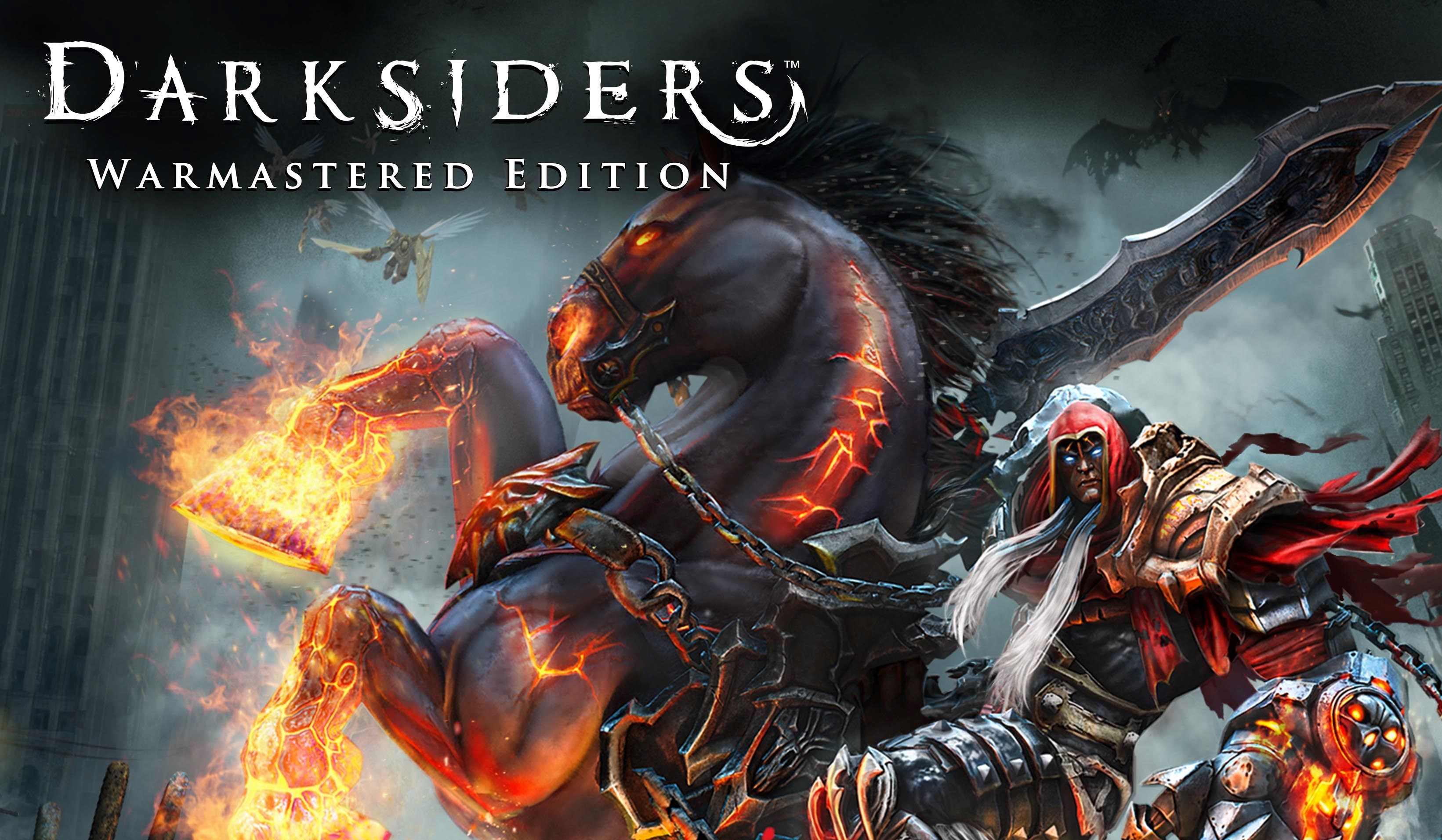 Darksiders: Warmastered Edition PS4 review - This means War