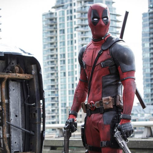 Deadpool wins Critic Choice Award and is nominated for 2 Golden Globes!