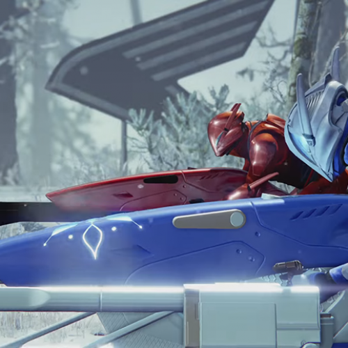 Sparrow Racing returns to Destiny!
