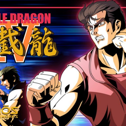 Double Dragon IV announced for Steam and PS4!