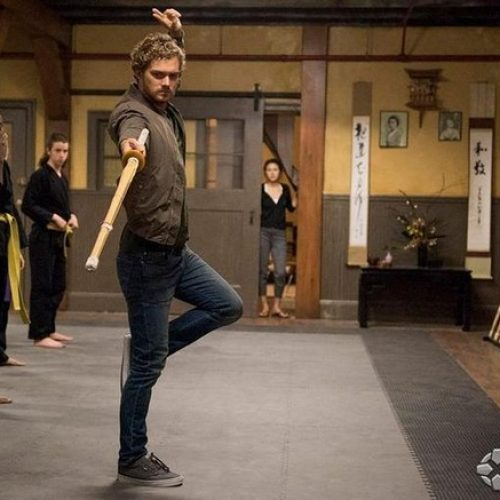 Marvel's Iron Fist gets some new photos